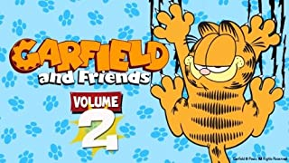 Garfield And Friends Complete Volume 2 - Episodes 17-31