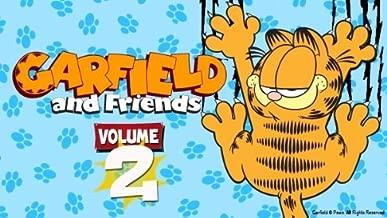 Garfield And Friends Complete Volume 2 - Episodes 17-31