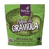 Pulpa de Guanábana (400g) | Polpa de Graviola (400g) | Soursop Fruit pulp (400g)