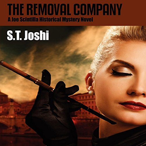 The Removal Company: A Joe Scintilla Historical Mystery Novel audiobook cover art