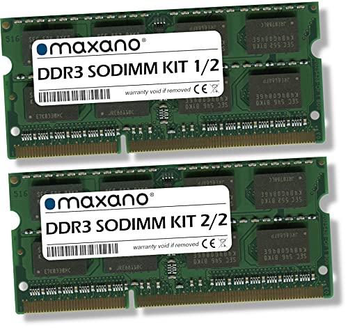 16GB Dual Channel kit (2X 8GB) per HP ProBook 6560b DDR31600MHz (PC3–12800s) So DIMM RAM Memory
