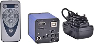 16MP HDMI USB 1080P HD Digital Industry Video Inspection Microscope Camera Set TF Card Picture Video Recorder
