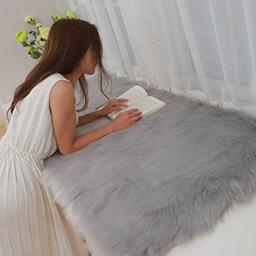 WLH- Imitatie wol tapijt in de woonkamer Volledige Shop Slaapkamer Nachtlampjes Mats Coffee Table Blanket Erker (Size : 70x120cm)