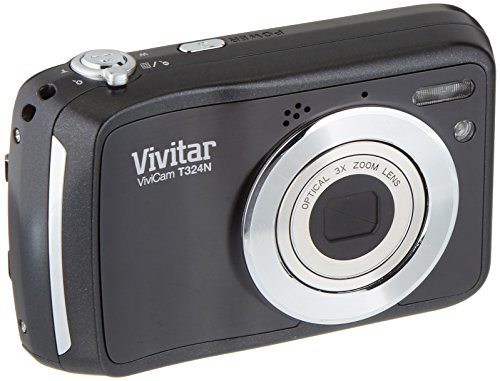 Vivitar Vivicam T324 - Cámara Digital