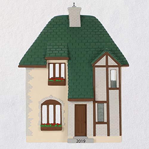 Hallmark Keepsake Christmas Ornament 2019 Year Dated Nostalgic Houses and Shops Noble Tudor