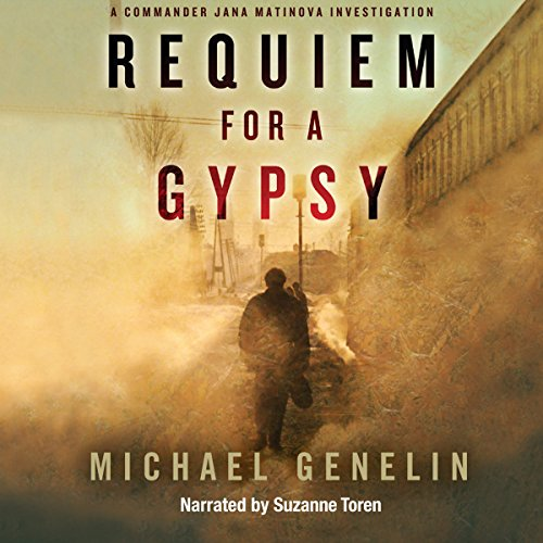 Requiem for a Gypsy audiobook cover art