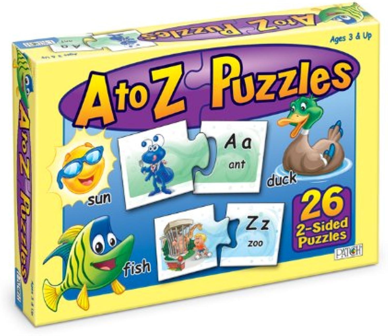 Patch-1006 A bis Z Puzzles-Packung mit 4 St-ck B0016A693K | Rich-pünktliche Lieferung