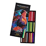 Prismacolor 27050 Premier NuPastel Firm Pastel Color Sticks, 36-Count
