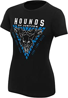 WWE The Shield Hounds of Justice Women's Authentic T-Shirt