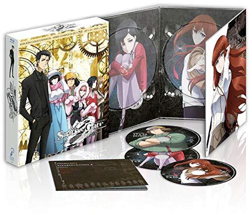 Steins;Gate Zero - Serie Completa (Edición Coleccionista) [Blu-ray]