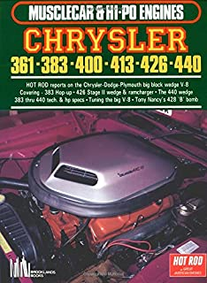 Chrysler 361/383/400/413/426/440 Hi-Po (Musclecar and Hi-Po Engine Series)