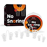 Anti Snoring Nose Vents - Anti Snoring Solutions - Set of 4 Nasal Dilators - Reduce Snoring - Natural Stop Snoring Devices