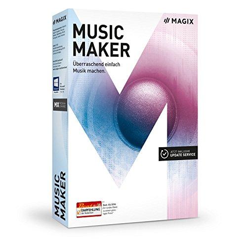 Preisvergleich Produktbild MAGIX Music Maker 2017 Plus Edition Überraschend einfach Musik machen