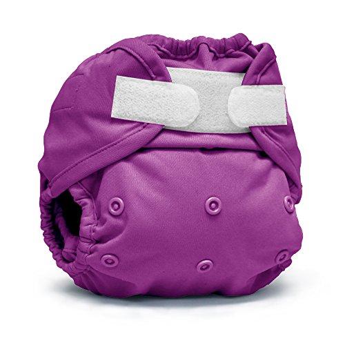 Price comparison product image Kanga Care Rumparooz One Size Reusable Cloth Diaper Cover Aplix Orchid 6-35 lbs