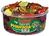 Haribo Phantasia Snack Box 150 Stück (1 kg)