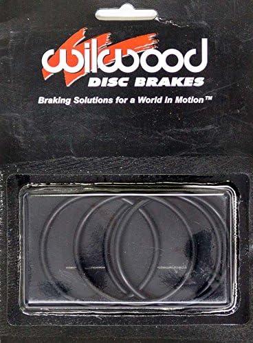 Wilwood Dallas Mall Austin Mall 130-0777 Round O-Ring Kit 2.00