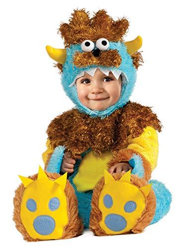 Rubie 'sDisfraz del Arca de No Teeny Meanie Monster romper Costume