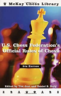 McKay Chess Library - U.S. Chess Federations Official Rules of Chess