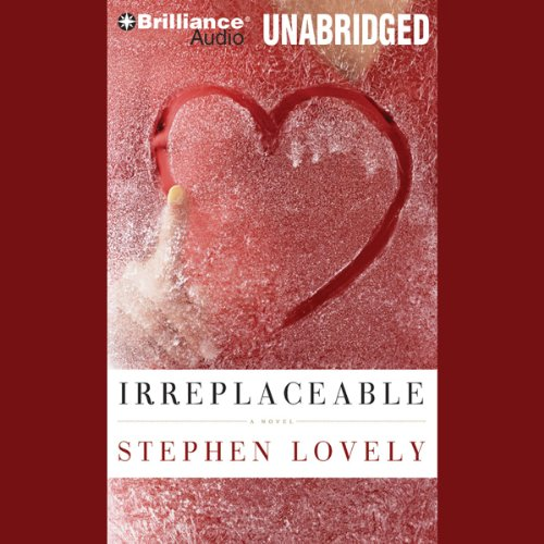 Irreplaceable audiobook cover art