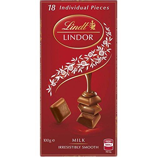 Chocolate ao Leite com Recheio Cremoso Lindor Caixa 100g Lindt