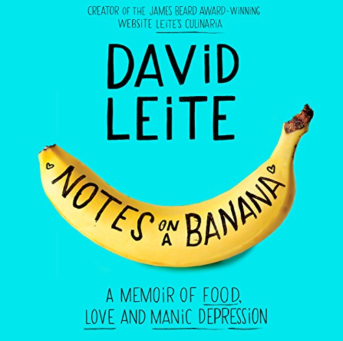Notes on a Banana audiobook cover art