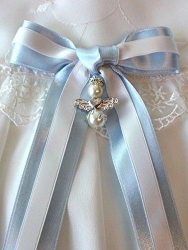 Grace of Sweden - Costume de baptême - Bébé (garçon) 0 à 24 mois bleu bleu clair