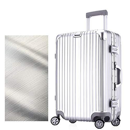 Huohao Aluminium frame trolley Custom Patroon Universele fietstas Mailbox Boarding slijtvaste bagage
