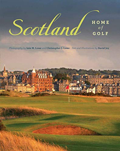 Try: Scotland Home of Golf