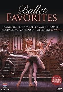 Ballet Favorites-Newly Revised Version