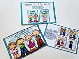 The focus of this Flashcards is on creating awareness through diagraph activities about sensitive yet important life issues that children may face in their growing-up years. These fun and engaging Affirmation Flashcards and diagraph activity will giv...