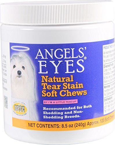 Angels' Eyes Natural Soft Chews For Dogs & Cats 120Ct by Angels Eyes