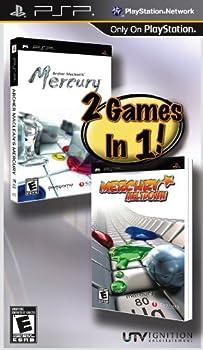 Archer Maclean s Mercury and Mercury Meltdown 2 - Pack - Sony PSP