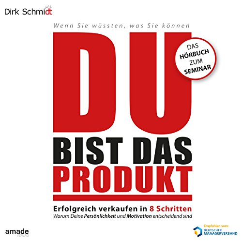 DU bist das Produkt audiobook cover art