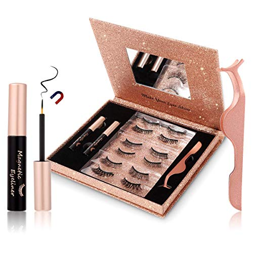 $4.00 Magnetic Eyelashes with Eyeliner Use promo code:  80GKFEQF There is a quantity limit of 1