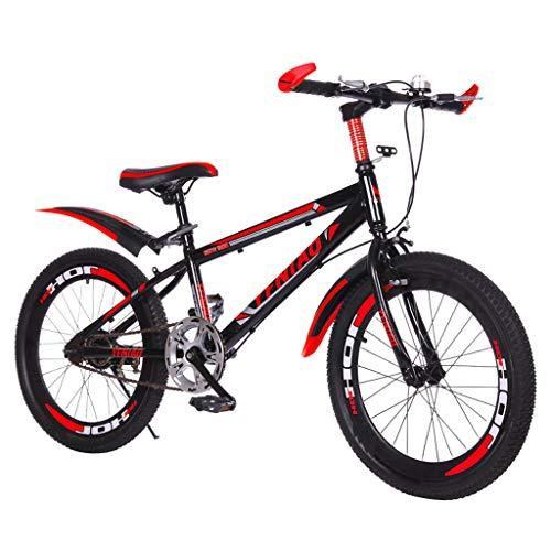 22 Zoll Mountainbike Fahrrad 7-Gang Singlespeed Fahrrad Damen-Fahrrad Kinder Jugendfahrrad Beachcruiser,Single-Speed Fixed-Gear Urban Commuter Bike