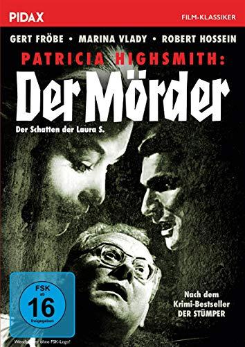 Der Mörder / Starbesetzter Psychothriller nach einem Roman von Patricia Highsmith (Pidax Film-Klassiker)