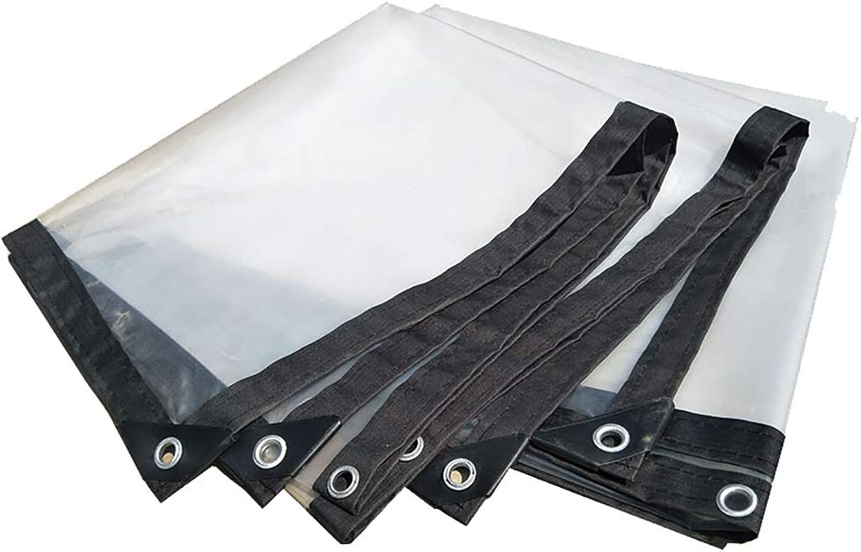 Im Freien Transparente Plane gepolsterte Wasserdichte Plane mit Perforiertem Canopy-Abdeckungszelt (Farbe   A, größe   2×2m) B07JBZK5XQ  Hat einen langen Ruf