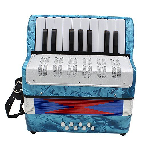 4. Andoer Mini Small Accordion