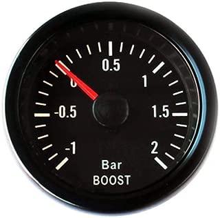 white CNSPEED 12V Auto Car Volt Meter LED Digital Voltmeter Tester 52mm Smoke Lens Voltage Gauge Universal For Car Modification Jasnyfall