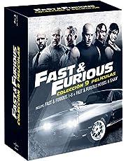 Pack: Fast & Furious 1-8 + Hobbs & Shaw (BD) [Blu-ray]