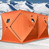 Ice Shelters Review and Comparison