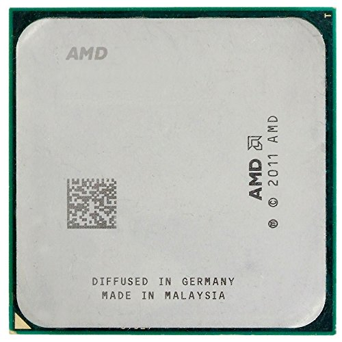 AMD A Series A6-6400K 3.9GHz 1MB L2 - Procesador (AMD A6, 3,9 GHz, Socket FM2, PC, 32 NM, A6-6400K)
