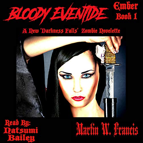 Bloody Eventide audiobook cover art