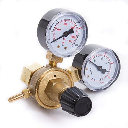 Druckregler Druckminderer Argon CO2 MIG MAG WIG Schutzgas Gas Schweißgerät NEU von rg-vertrieb