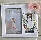 Portafotos PERSONALIZADOS para comunión de niña marcos GRABADOS (pack 5 unidades) 10x15cm