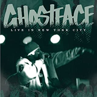 Live In New York City by Ghostface Killah (2006-07-24)