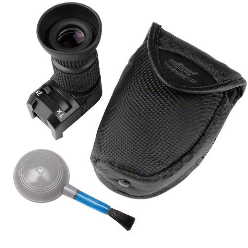 Walimex Winkelsucher 1-2x II für Canon, Nikon uvm.