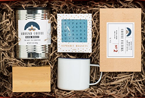 "Coffee Therapy"" Gift Set"