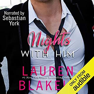 Nights with Him audiobook cover art