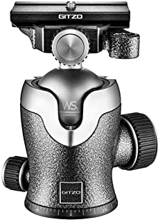 Gitzo GH3382QD Series 3 Center Ball Head, Black